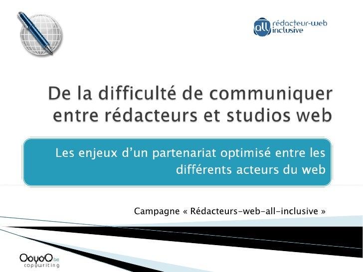 Campagne «Rédacteurs-web-all-inclusive»