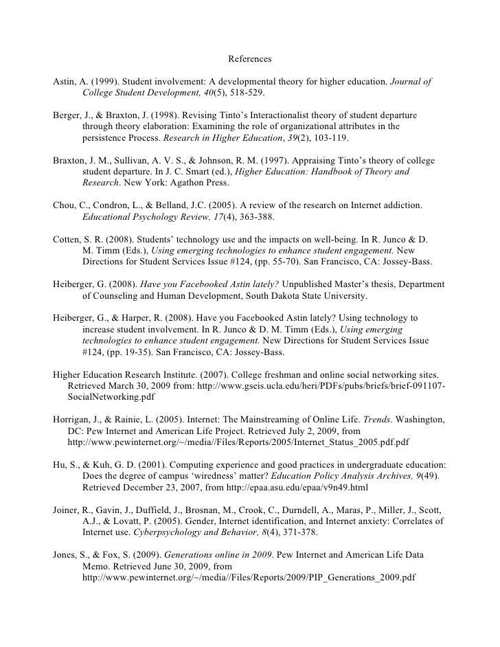 Brunel eLearning 2.0 Keynote Presentation References