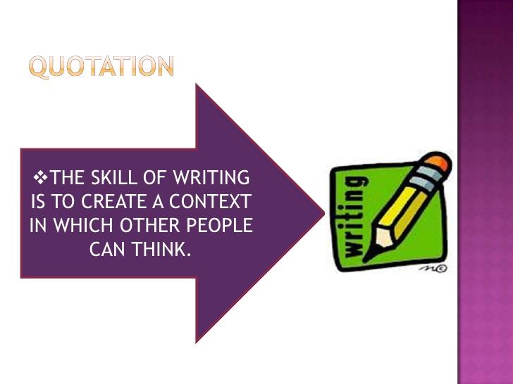 writing skills 2 essay