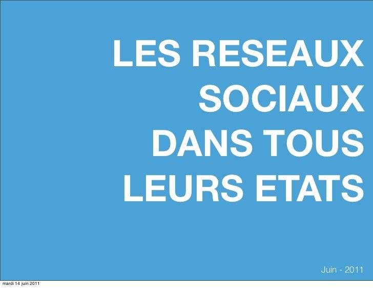 LES RESEAUX                         SOCIAUX                       DANS TOUS                     LEURS ETATS               ...
