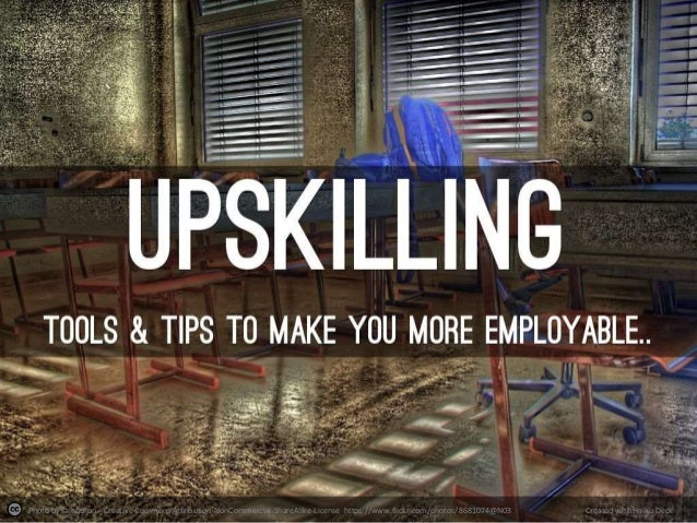 Upskill and Increase your chances of finding work you like.