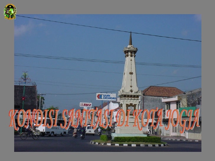 Kondisi Sanitasi Kota Yogya (2006)