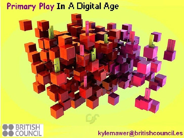 Primary Play In A Digital Age