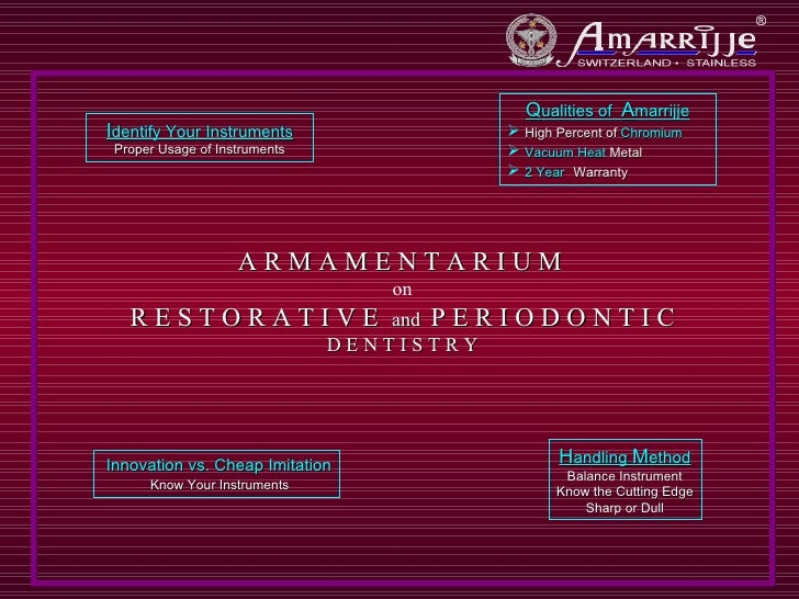 Presentation seminar resto perio 2