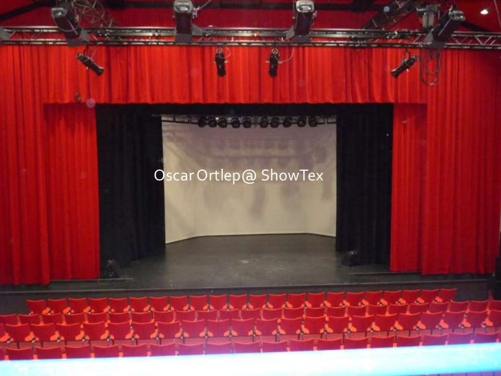 Oscar Ortlep@ShowTex<br />