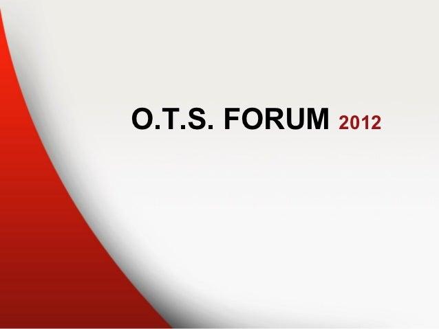 Γ. Σιάμμενου Τμήμα Υποστήριξης OTS