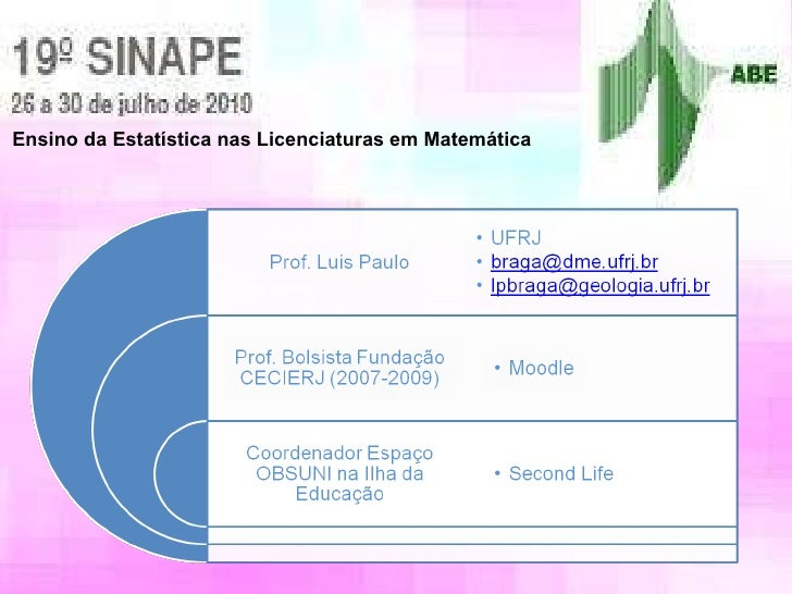 Presentation sinape
