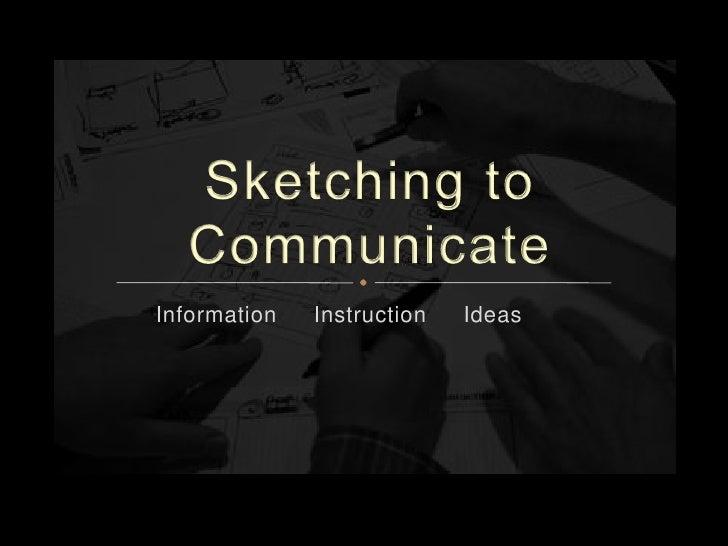 Presentation Sketchbook