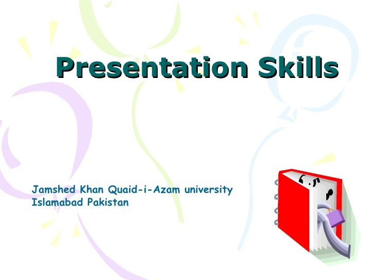 Presentation skill mpdd 29.02.2008