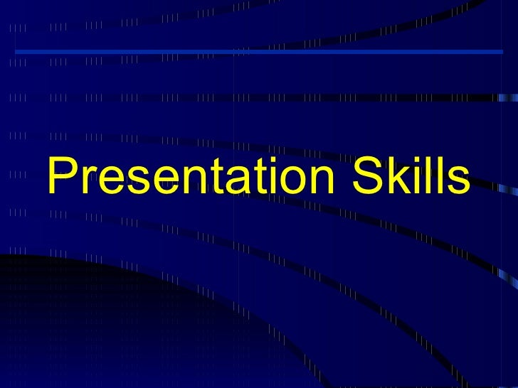 the importance of oral presentations skills As with most personal skills, oral communication cannot be taught instructors   important as the audience will be subconsciously taking them in: • your voice.