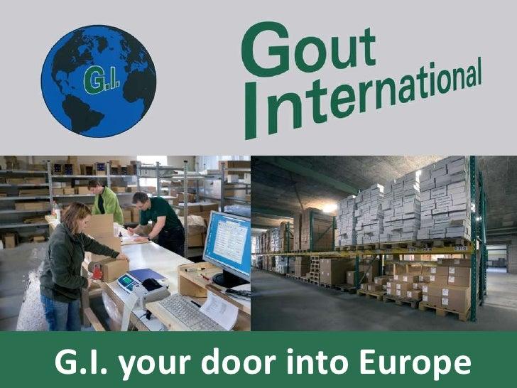 gout international