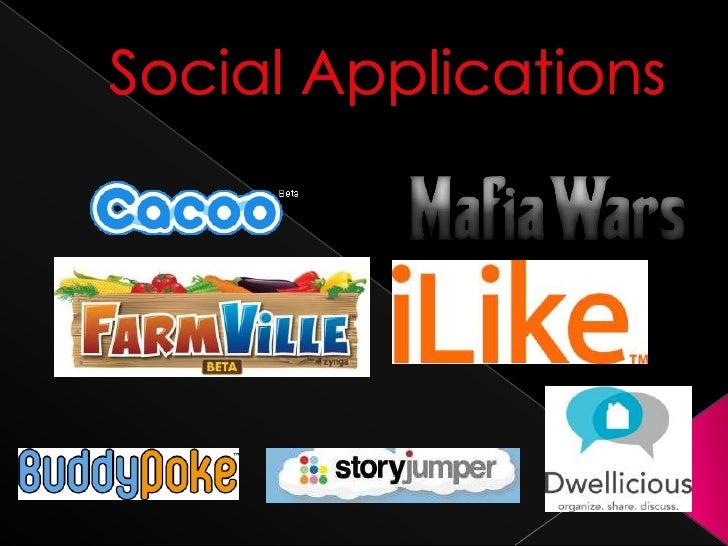 Social Applications<br />