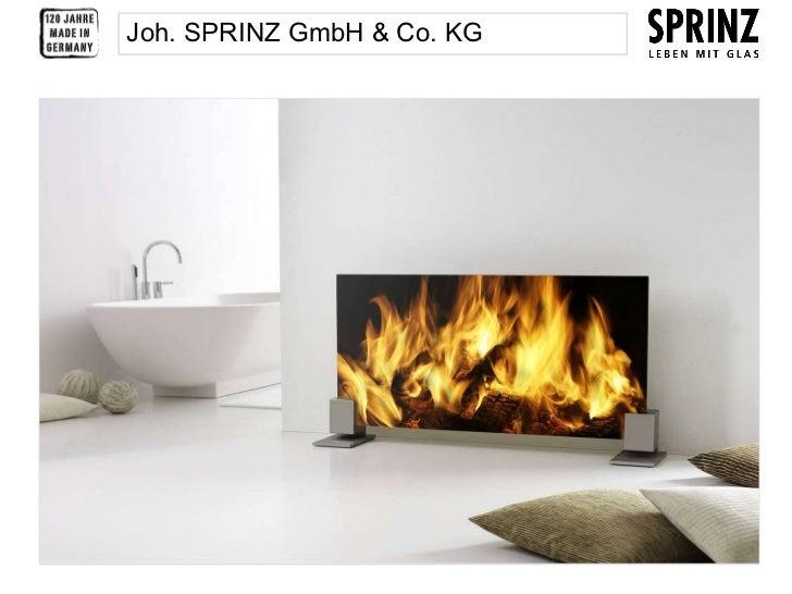 Joh. SPRINZ GmbH & Co. KG