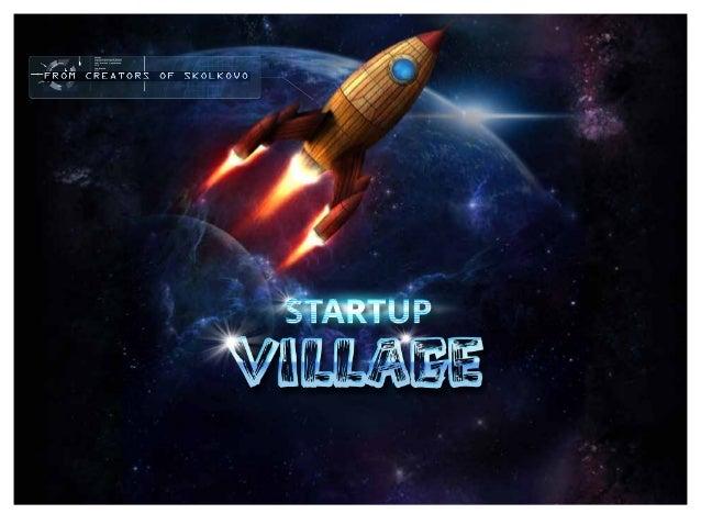 Presentation startup village eng