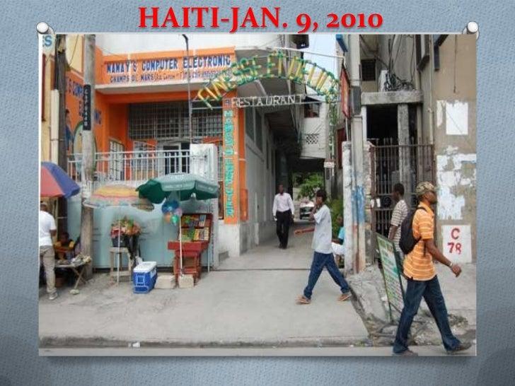Haiti-Jan. 9, 2010<br />