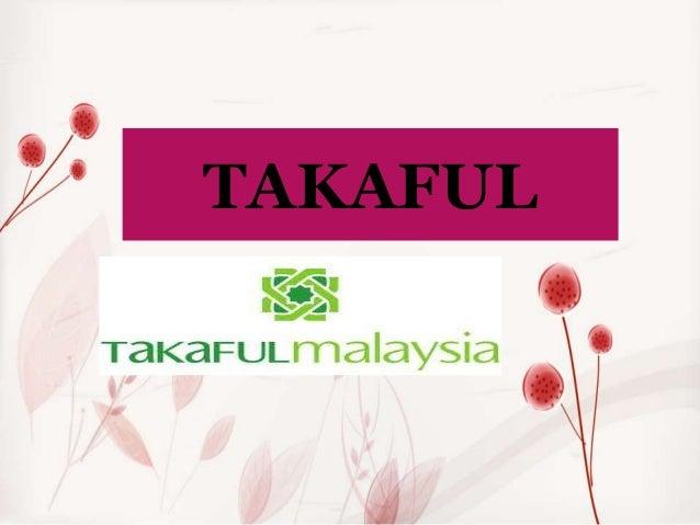 Presentation takaful