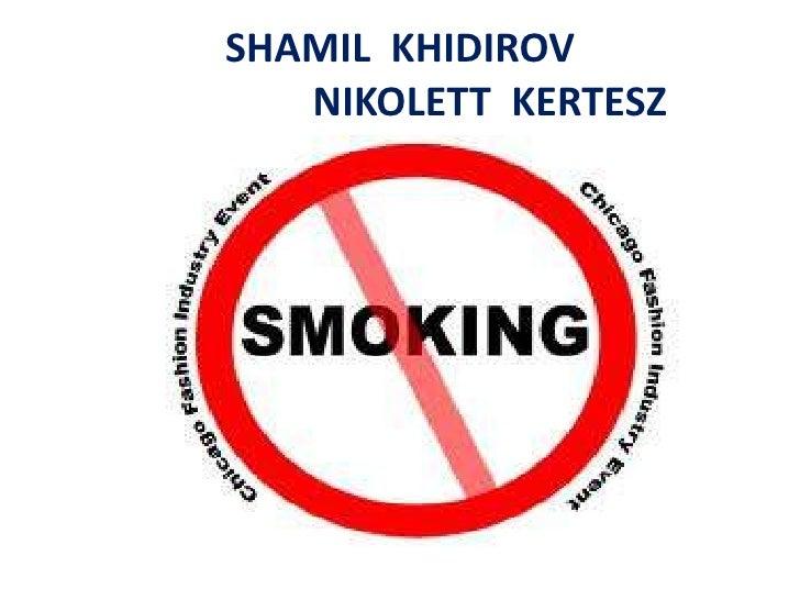 SHAMIL  KHIDIROV                  NIKOLETT  KERTESZ<br />