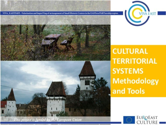 CULTURAL TERRITORIAL SYSTEMS Methodology and Tools