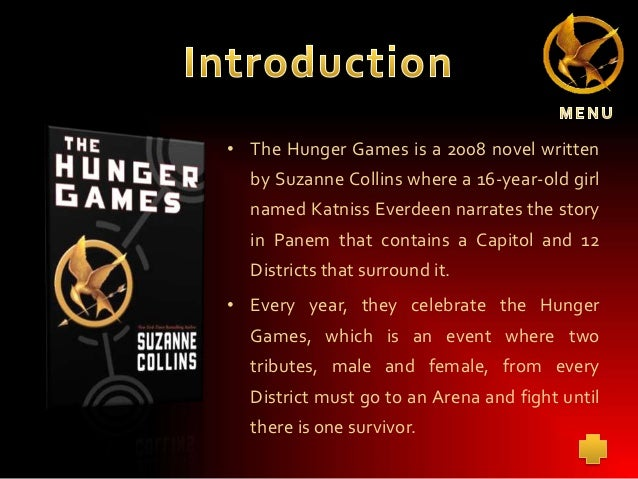 book report on the hunger games book 1 The hunger games is the best book i have read in a very long time and i never would have expected it the hunger games awards books en llamas catching fire.