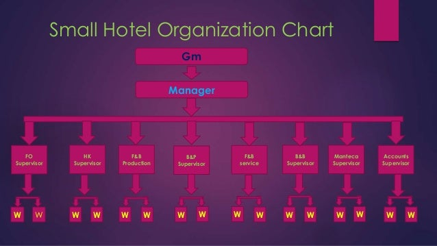 presentation the role of hotel manager