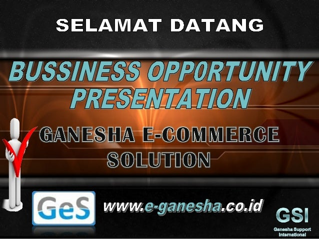 Presentationtion ganesha pulsa