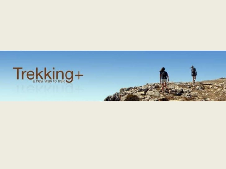 Trekking+ final presentation