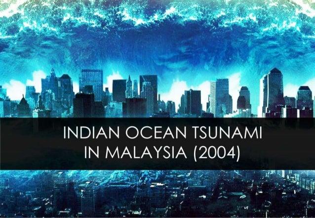 volcanic tsunami case study