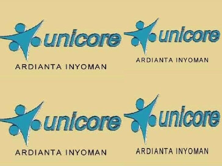 Presentation Unicore Full