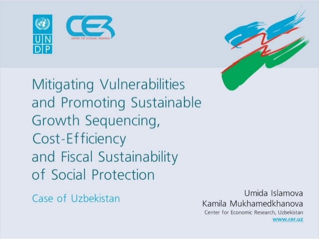 Uzbekistan: context and development trends                         Demographic situation                                  ...