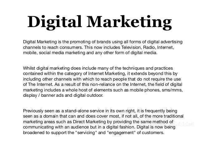 What do you need to be a digital marketing manager?