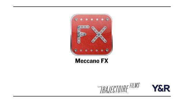 L'objectif de Meccano                        Créer de l'affinité            Créer une relation digitale avec ses clients  ...