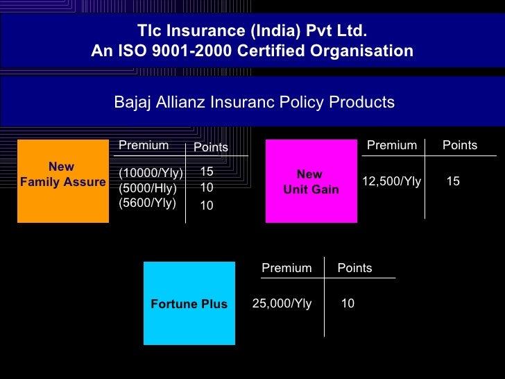 Tlc Presentation Business In Come Plan