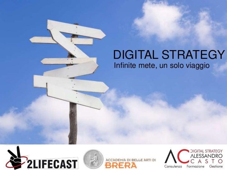 Brera - Digital Strategy - Infinite mete un solo viaggio
