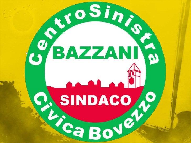 Programma Bazzani