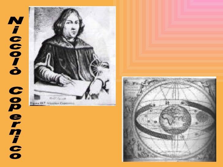 Presentazione Copernico