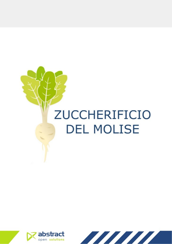 Case Study Zuccherificio del Molise
