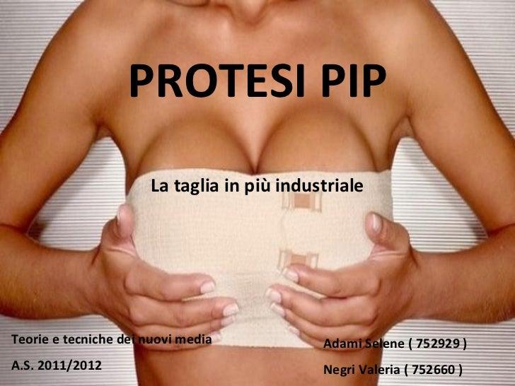 PROTESI PIP