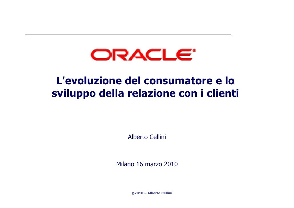Presentazione Alberto Cellini