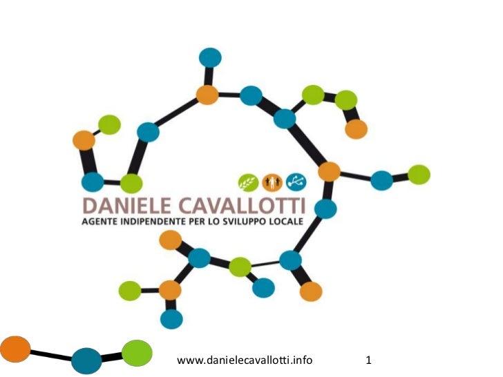 www.danielecavallotti.info   1