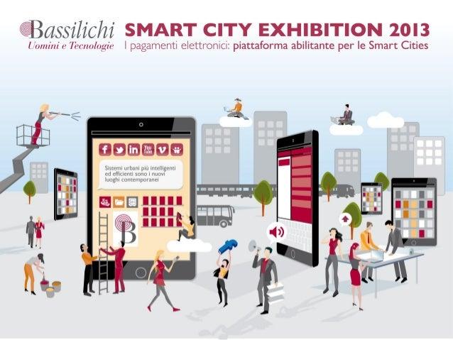 Bassilichi @ Smart City Exhibition 2013