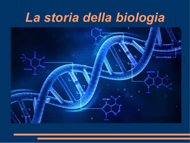 Presentazione biologia