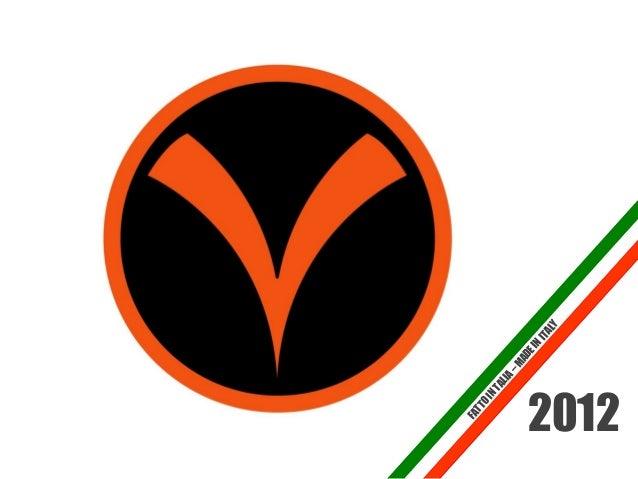 Presentazione brm 2012