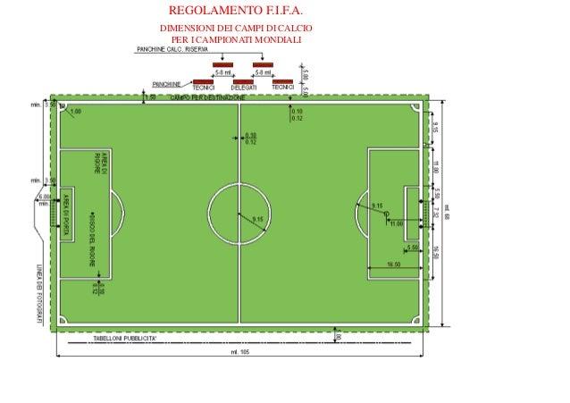Dotto francesco consulting green presentazione calcio - Misure porta calcio a 5 ...