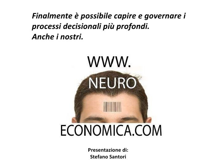 Neuroeconomica 4 Corporate