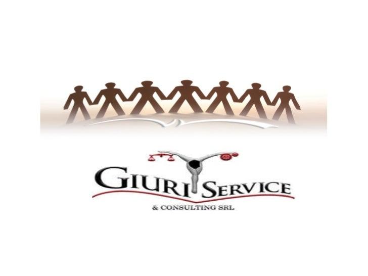 Presentazione dei Corsi per Mediatori Giuriservice & Consulting