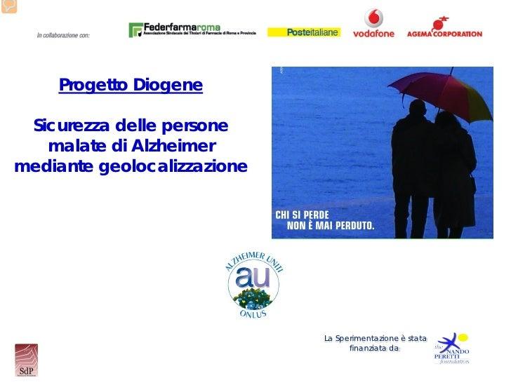 Presentazione progetto_diogene_ vodafone