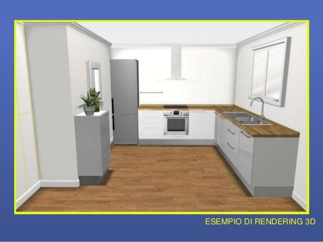Disegnare Cucina 3d. Simple Casa Moderna Roma Italy Programma Per ...
