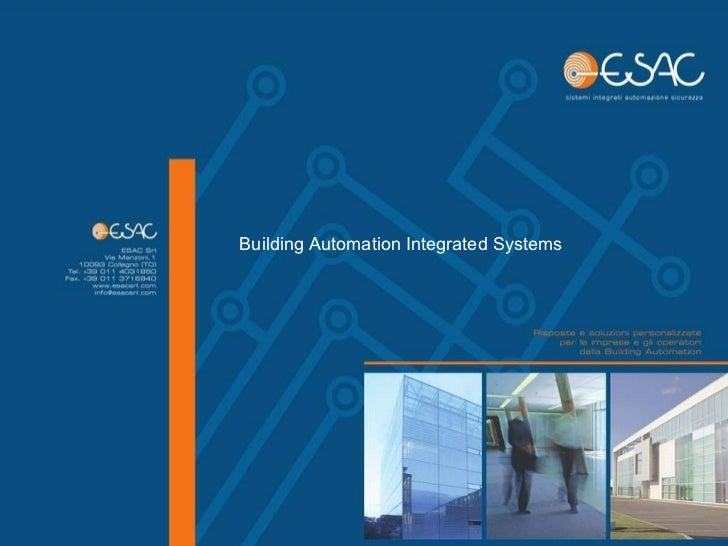 Building Automation Integrated Systems