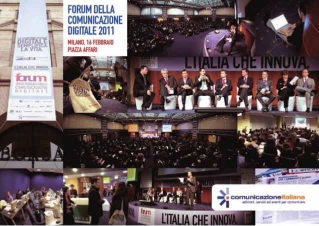 IL BUSINESS SOCIAL MEDIA CHE COMUNICA SU CARTA, INTERAGISCE SU INTERNET, SI INCONTRA DI PERSONA.                          ...