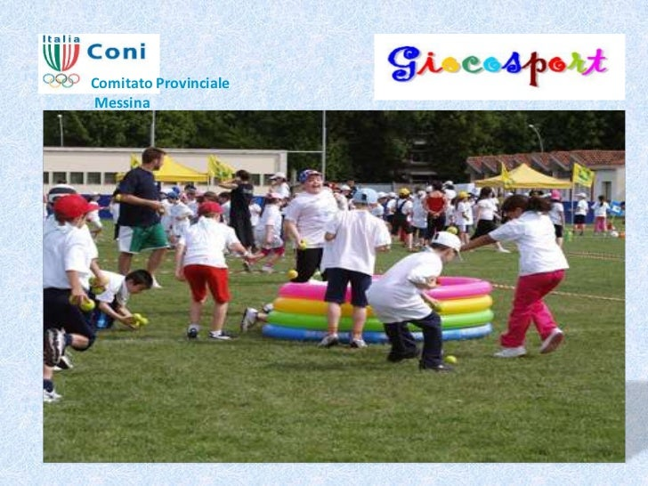 Presentazione Giocosport